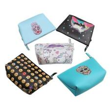 3D Cute Make Up Cosmetic Bag Pouch Purse Pencil Case Bag Travel Gift CB