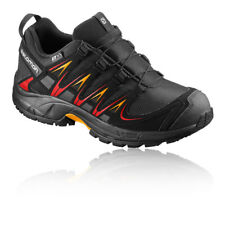 Salomon XA Pro 3D CSWP Junior Black Trail Running Sports Shoes Trainers