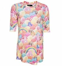 Official Women's Scoops A Lot Care Bears Raglan Mini Dress from Iron Fist