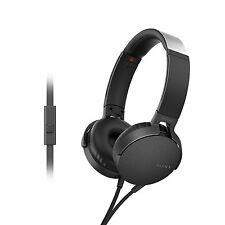 Sony MDR-XB550AP On-Ear  Extra Bass Headphones with Mic