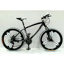 "2fast4u 26"" wheel Mountain Bike Magnesium alloy wheels disc brake 21 speed"