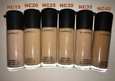 MAC Matchmaster SPF 15 GENUINE Foundation full size 35ml in Different Shades