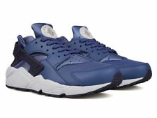 Nike Air Huarache Mens Running Shoes Blue Moon Pale Grey 318429 414