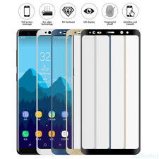 For Samsung Galaxy Note 8 S8 S7 Tempered Glass Screen Protector Protective Film