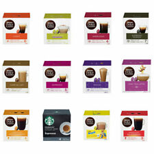 Nescafe Dolce Gusto Coffee Pods/Capsules 1 x 16 pods - Buy 3 for free delivery