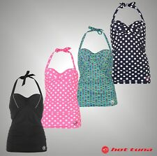 Ladies Branded Hot Tuna Pool Stylish Beachwear Tuna Tankini Top Swimwear