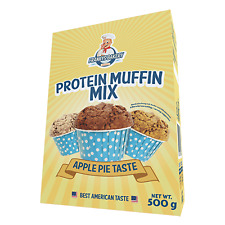 Frankys Bakery Frankys Protein Muffin 43g Protein per Muffin Bulk Treat Gain