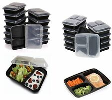 Food Container Kitchenware Food Storage Box Plastic Containers Lunch Box 10 Pack