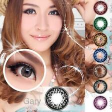 Kontaktlinsen Crazy Coloured Contact Lenses color contact lens color ONE PAIR
