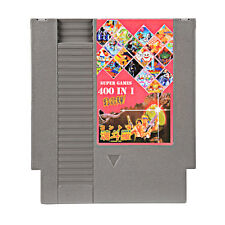400/340/150 In 1 DIY 72 Pin 8 bit Game Cartridge for NES with Game Contra 7 NINJ