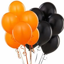 100 X Large Halloween Party Balloons Latex High Quality ballon haloween Theams