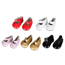 Dolls Shoes for 18inch American Girl Our Generation Doll Flats Dress Up MagiDeal
