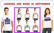 Best Boy / Brother Gift t shirt tshirts t Shirt Legends are Born in September