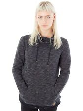 Roxy Charcoal Heather Sandy Dreams Womens Sweater