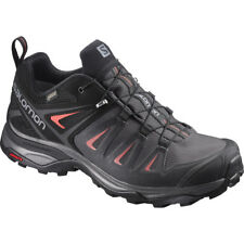 Scarpe Escursionismo Trekking Outdoor Donna SALOMON X ULTRA 3 GTX W Magnet Black