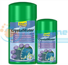 TETRA * TETRA POND CRYSTAL WATER  FOR CRYSTAL-CLEAR POND WATER 250ml  or 1L