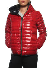 DUVETICA LUTHIEN 152-D.4300.001035.R ROSSO giacca invernale piumino donna