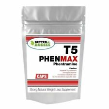 BETTER BODIES T5 PhenMax™ STRONG Appetite Suppressant Diet Pills PHENTRAMINE