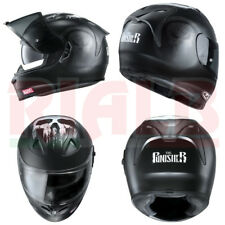 Casco Integrale Moto HJC MARVEL FG-ST THE PUNISHER MC5SF - (nero opaco)