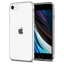 For iPhone 8 / 7 Case Spigen® [Liquid Crystal] Clear Protective TPU Case Cover
