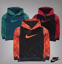 Infant Boys Nike Swoosh Lightweight Classical Look OTH Hoody Top Age 2-7 Yrs