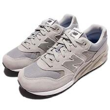 New Balance MRT580GE D Suede Grey White Men Running Shoes Sneakers MRT580GED