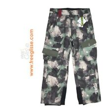 Pantalon Ski WATTS Glass camouglage n°130