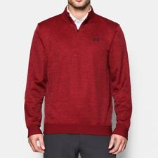 Under Armour Mens Storm SweaterFleece - Rapture Red