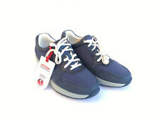 MBT Said denim blue sneakers man stringata uomo