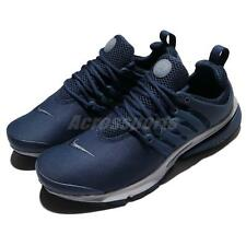 Nike Air Presto Essential Midnight Navy Men Lifestyle Shoes Sneakers 848187-405
