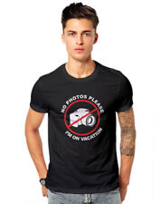 No photos please Im on Vaction Weekend  Unisex Casual T-shirt 180 GSM T-shirts