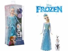 Disney Frozen Elsa Doll and Olaf - Gift Wrapping Available