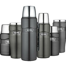 Thermos King Tea Coffee Food Drink Travel Flask Cup Mug