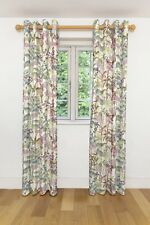 McAlister Textiles Wildflower Floral Pastel Purple Curtains