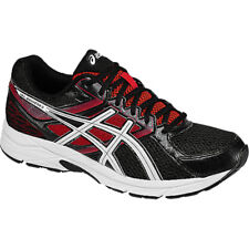 NEW Mens Asics Gel Contend 3 Running Shoes Onyx/Snow/Red - Choose Size
