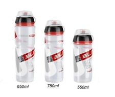 Borraccia Elite MAXI/SUPER/CORSA CORSA CLEAR LOGO RED/WATER BOTTLE ELITE
