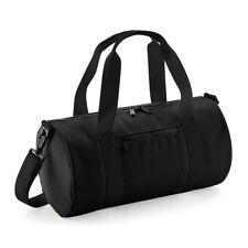 BagBase Borsone in Tela Mini barrel bag 40x20x20cm 12L Fitness Palestra