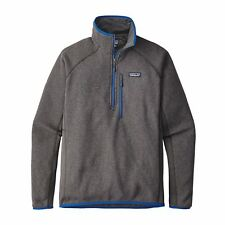 Patagonia Performance Better Sweater 1/4 Zip - NEW Autumn 2017 - SAVE 20%