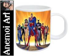 3001 Team Superheroes Mug Cup Vintage Marvel DC Comics Secret Santa Gift