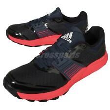 adidas CrazyTrain Bounce Black Pink Navy Mens Cross Training Shoes AF5497