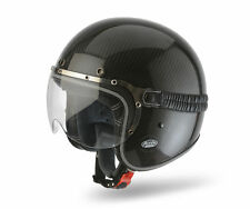 Airoh Motorcycle Helmet Garage Urban Jet - Carbon Gloss