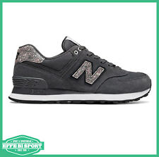 Scarpa New Balance Wl574cid sneakers donna dark grey