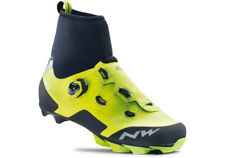 Zapatos Invierno NORTHWAVE RAPTOR GTX Yellow Fluo/Negro/SHOES Northwave MTB