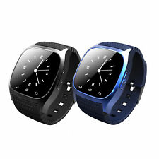 M26 Smart Watch Bluetooth Anti-lost Fitness Tracker For Android Samsung & iOS*