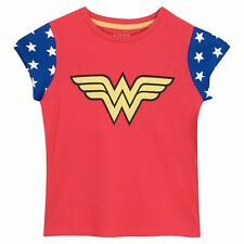 Kids Wonder Woman T-Shirt | Girls Wonder Woman Tee | Wonder Woman Top | New
