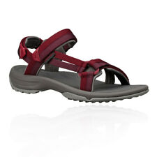Teva Womens Terra Fi Lite Summer Shoes Sandals Purple Red