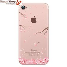 Coque iPhone 7, UCMDA Ultra Mince Silicone Transparent Housse [Exact Fit]...