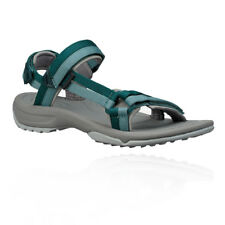 Teva Womens Terra Fi Lite Summer Shoes Sandals Green