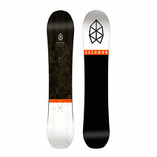 Salomon Snowboard - Super 8 - All-Mountain Powder Hybrid Camber Snowboard 2018