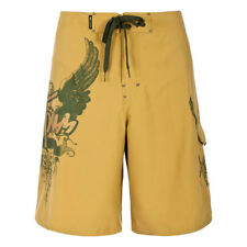 Trespass SQUAWFISH Mens Surf Shorts Mid Length Lightweight Lightweight Shorts